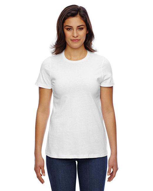 American Apparel Ladies' Classic T-Shirt - White