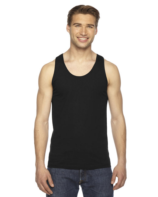 2408 American Apparel Unisex USA Made Fine Jersey Tank