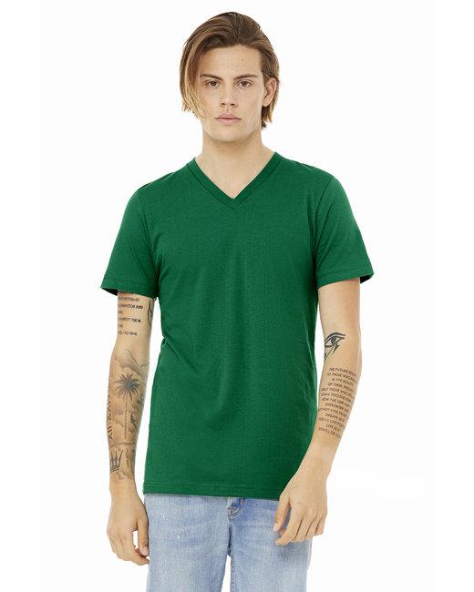 Unisex Jersey Short-Sleeve V-Neck T-Shirt