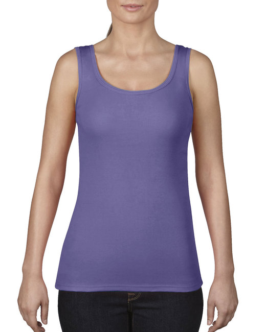 Comfort Colors Ladies' Midweight Tank - Violet