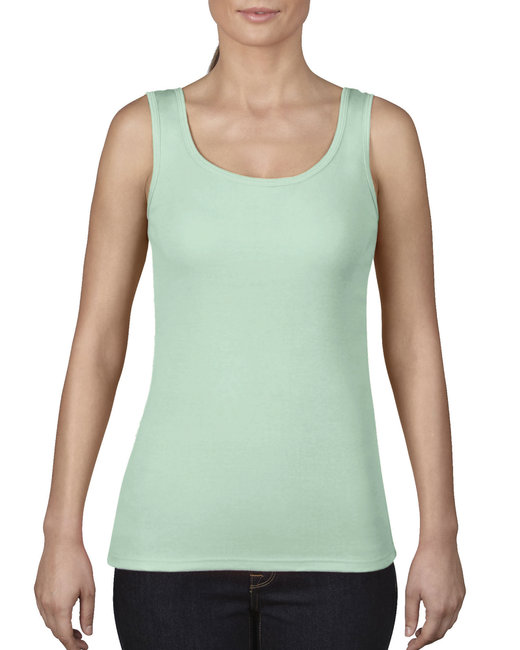 Comfort Colors Ladies' Midweight Tank - Island Reef