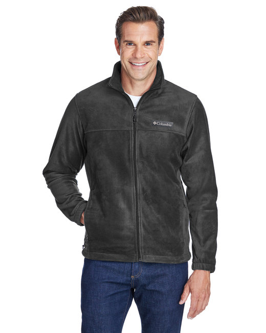 Columbia Men's Steens Mountain™ Full-Zip 2.0 Fleece - Charcoal Hthr