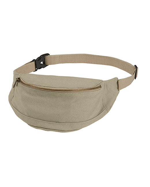 Comfort Colors Canvas Belt Bag - Khaki