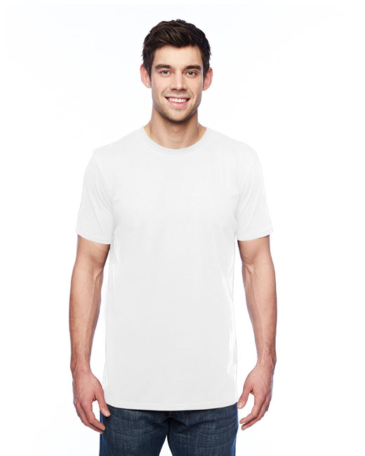 Anvil Adult Featherweight T-Shirt - White