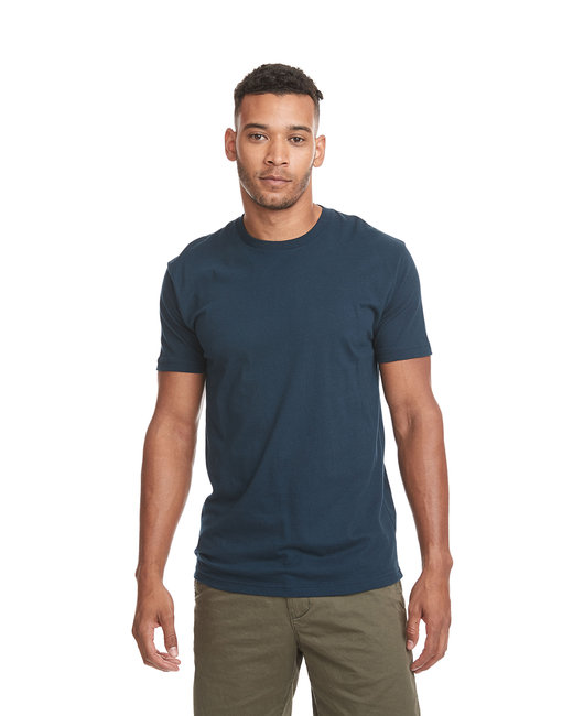 3600 Next Level Men's Premium Fitted Short-Sleeve Crew