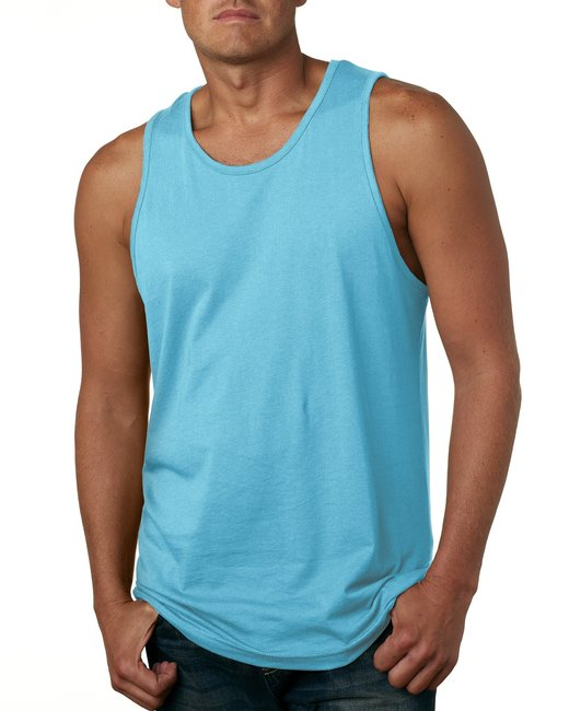 3633 Next Level Men's Premium Jersey Tank