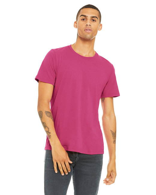 3650 Bella + Canvas Unisex Poly-Cotton Short-Sleeve T-Shirt