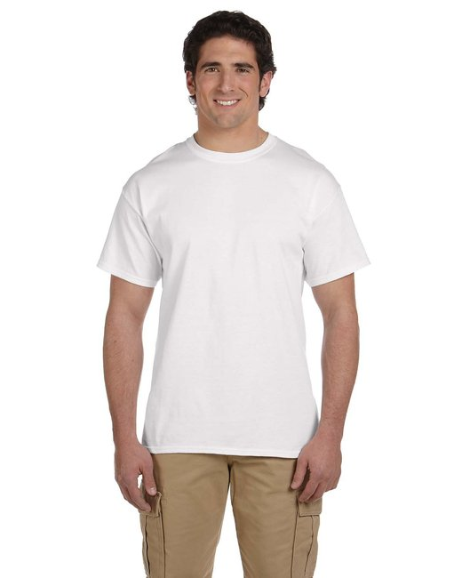Fruit of the Loom Adult 5 oz. HD Cotton™ T-Shirt - White