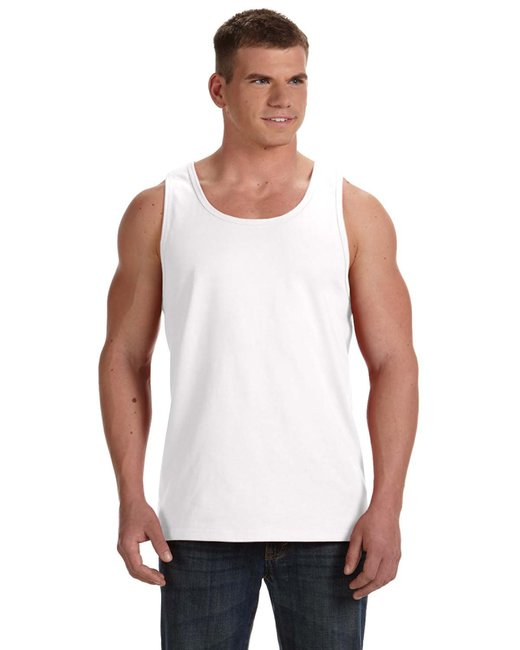 Fruit of the Loom Adult 5 oz. HD Cotton™ Tank - White