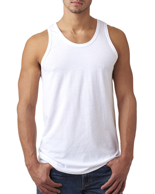 Hanes Men's 4.5 oz. X-Temp® Performance Tank - White