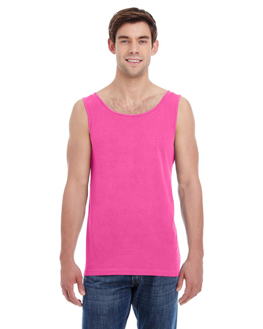 Comfort Colors Adult Lightweight RS�Tank - Neon Pink