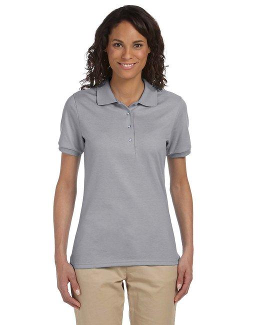 Jerzees Ladies' 5.6 oz. SpotShield™ Jersey Polo - Oxford