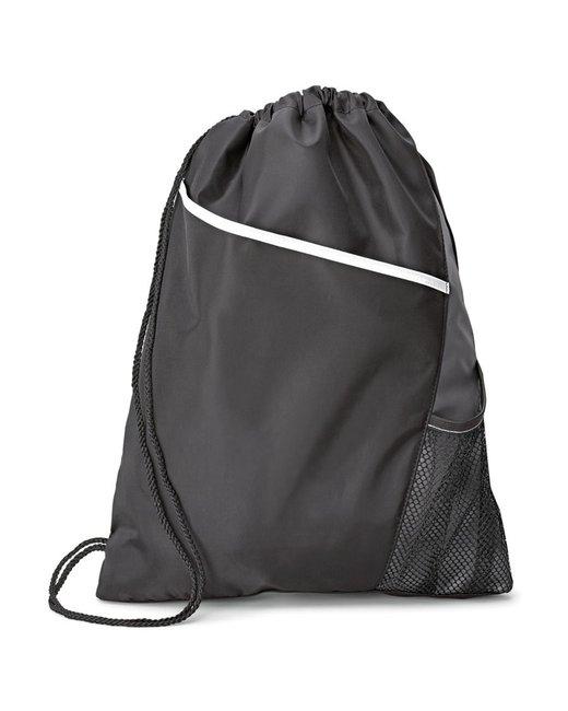 Gemline Surge Sport Cinchpack - Black