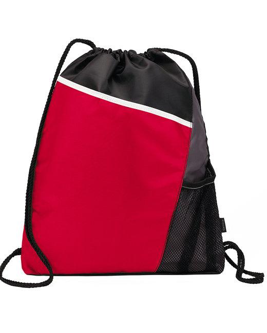 Gemline Surge Sport Cinchpack - Red