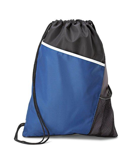 Gemline Surge Sport Cinchpack - Royal Blue