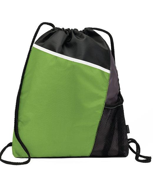 Gemline Surge Sport Cinchpack - Apple Green