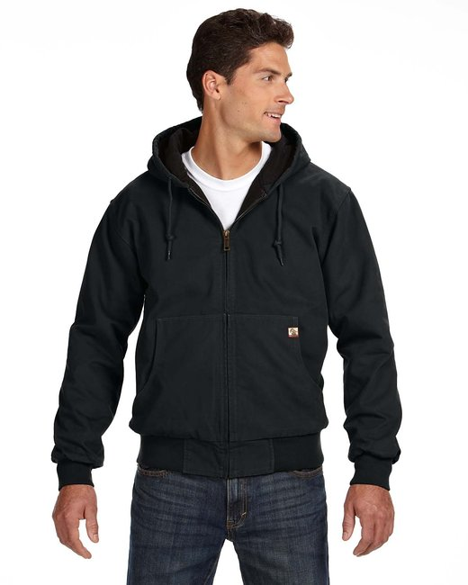 Dri Duck Men's Cheyenne Jacket - Black
