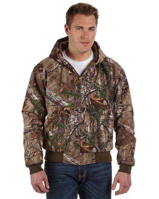 Dri Duck Men's Tall Realtree� Xtra Cheyenne Jacket - Realtree Xtra