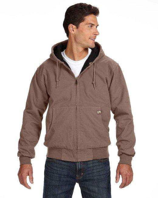 Dri Duck Men's Tall Cheyenne Jacket - Field Khaki