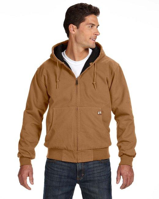 Dri Duck Men's Tall Cheyenne Jacket - Saddle