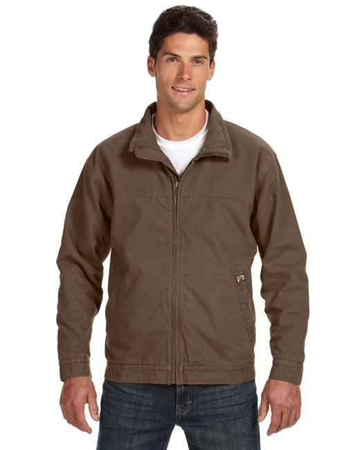 Dri Duck Men's Maverick Jacket - Field Khaki