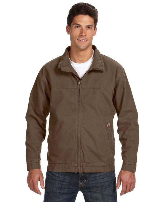Dri Duck Men's Tall Maverick Jacket - Field Khaki