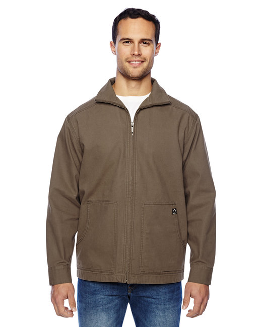 Dri Duck Men's Trail Jacket - Field Khaki
