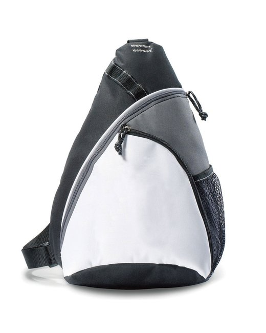 Gemline Wave Sling Bag - White