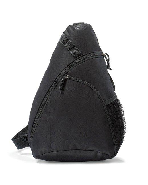 Gemline Wave Sling Bag - Black