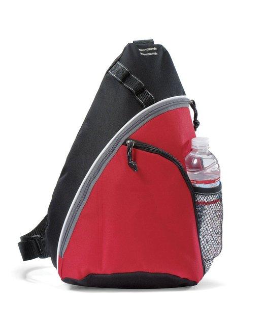 Gemline Wave Sling Bag - Red