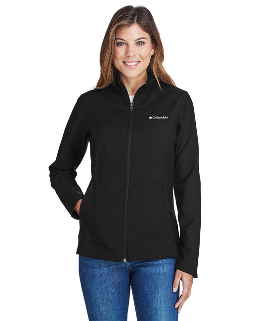 Columbia Ladies' Kruser Ridge� Soft Shell - Black