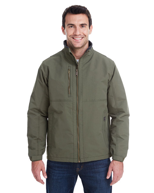 Dri Duck Men's Navigator Jacket - Fatigue