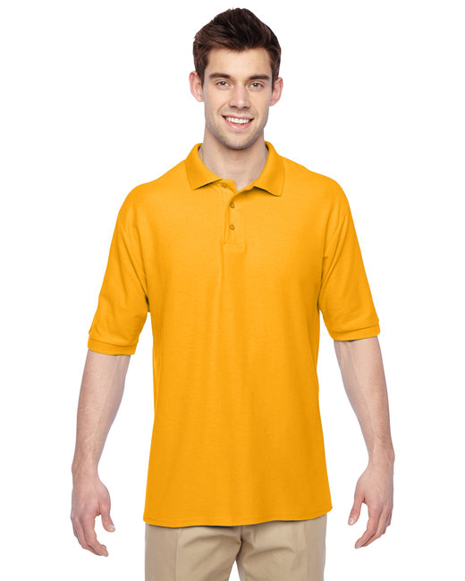 Jerzees Adult 5.3 oz. Easy Care™ Polo - Gold