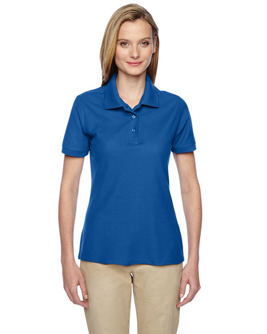 Jerzees Ladies' 5.3 oz. Easy Care™ Polo - Royal