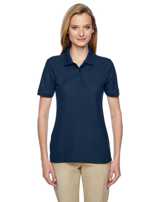 Jerzees Ladies' 5.3 oz. Easy Care™ Polo - J Navy
