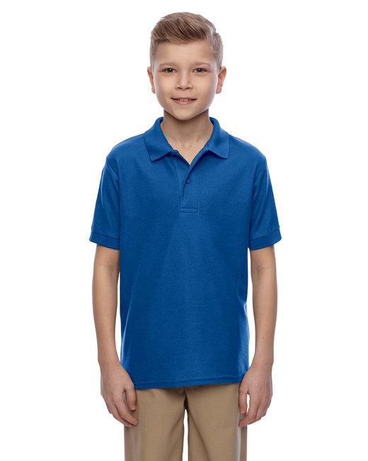 Jerzees Youth 5.3 oz. Easy Care™ Polo - Royal
