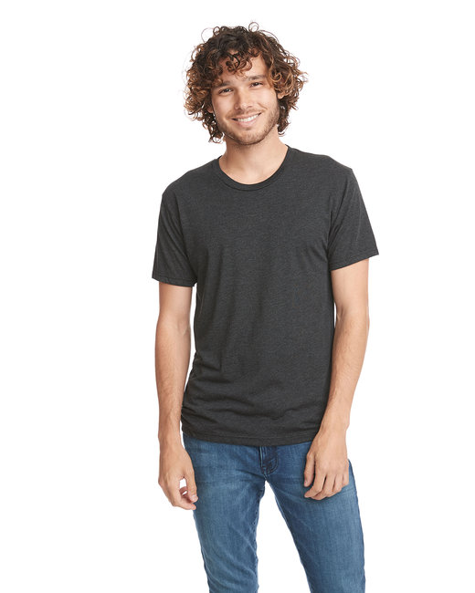 Next Level Men's Triblend Crew - Vintage Black