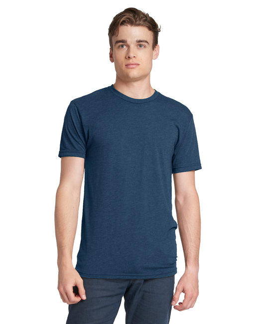 Next Level Men's Triblend Crew - Vintage Navy