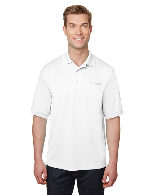Columbia Men's Perfect Cast� Polo - White
