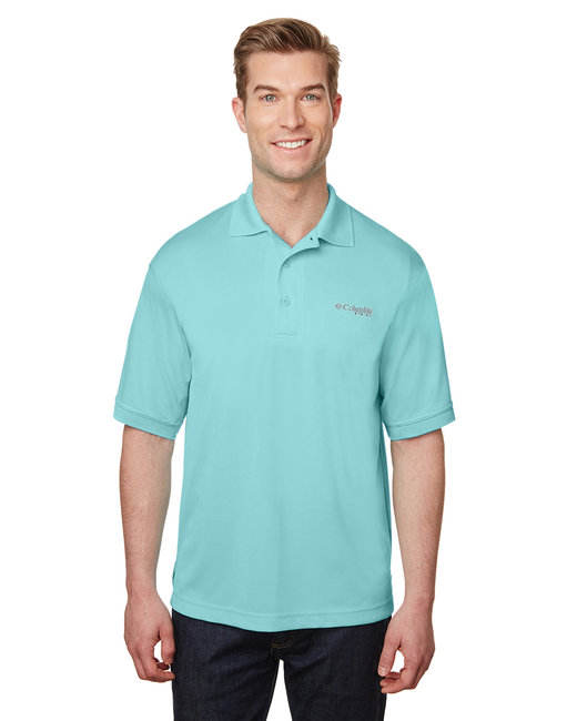 Columbia Men's Perfect Cast� Polo - Gulf Stream