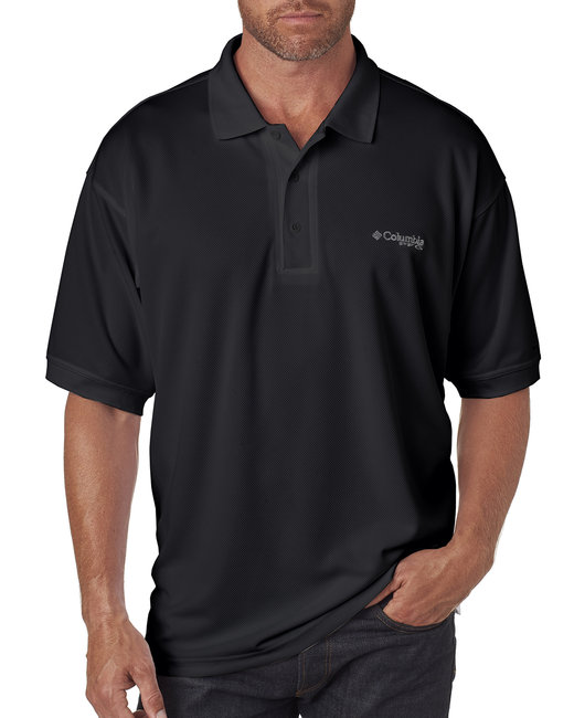Columbia Men's Perfect Cast� Polo - Black