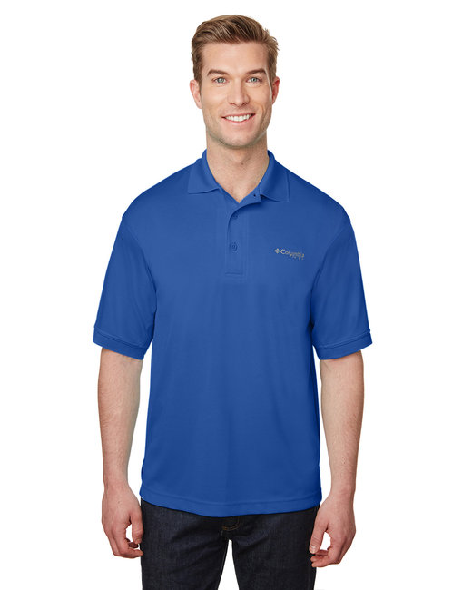 Columbia Men's Perfect Cast� Polo - Vivid Blue