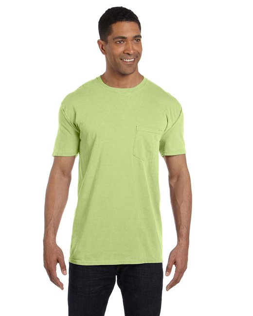 Comfort Colors Adult Heavyweight RS Pocket T-Shirt - Celedon