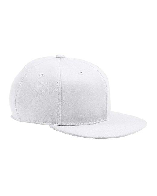 Flexfit Adult Premium 210 Fitted® Cap - White