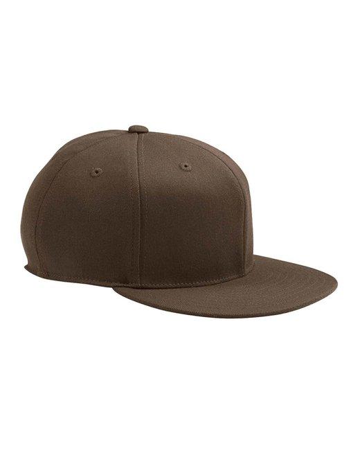 Flexfit Adult Premium 210 Fitted® Cap - Brown