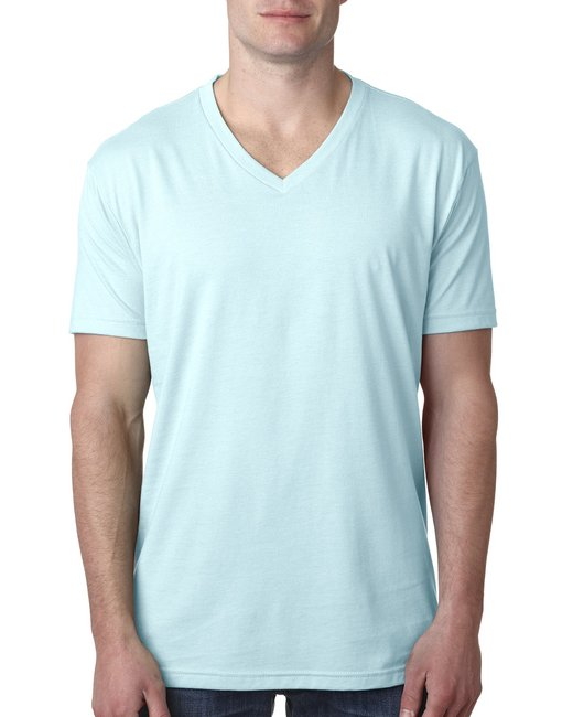 6240 Next Level Men's Premium CVC V-Neck Tee