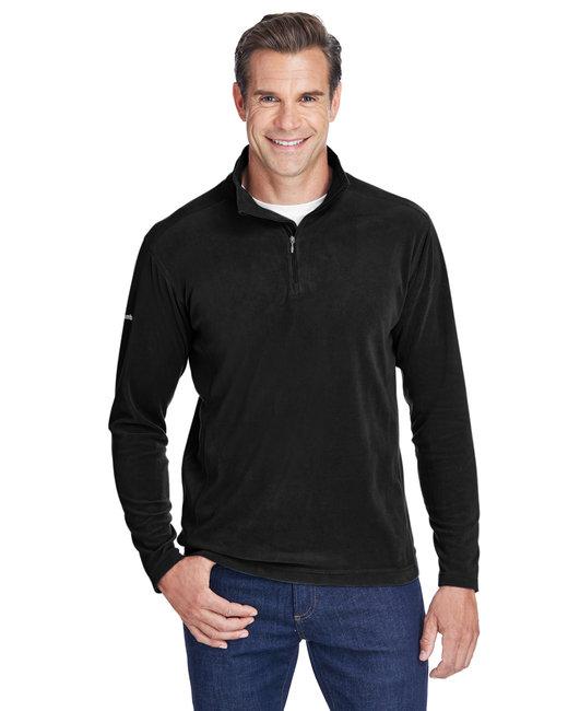 Columbia Men's Crescent Valley� Quarter-Zip Fleece - Black