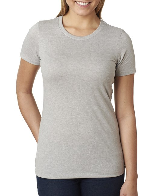 Next Level Ladies' CVC T-Shirt - Silk