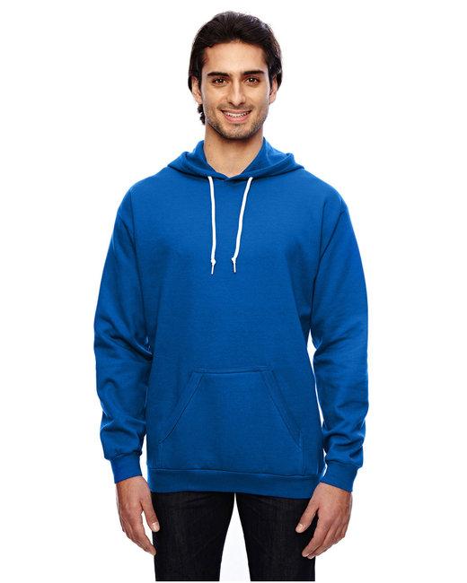 Anvil Adult Pullover Hooded Fleece - Royal Blue