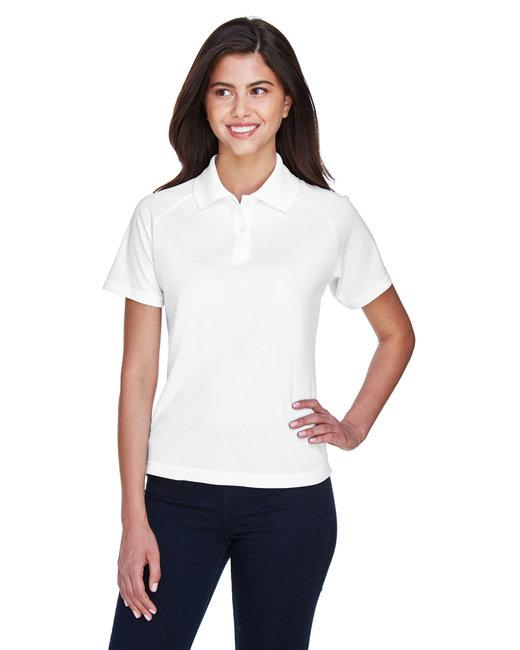 Extreme Ladies' Eperformance™ Piqué Polo - White
